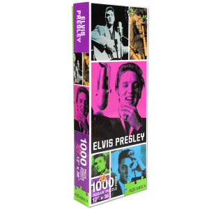 Elvis Wertheimer Colors 1,000 Piece Puzzle