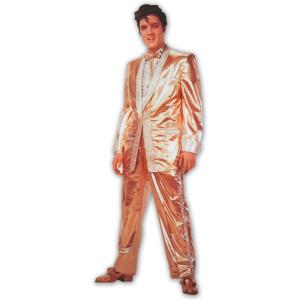 Elvis Presley Solid Gold Car Magnet