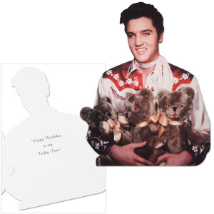 Elvis Presley Loving You Happy Birthday Greeting Card