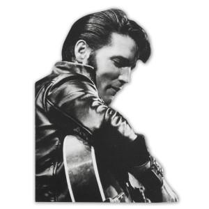 Elvis Presley Comeback Tour Magnet