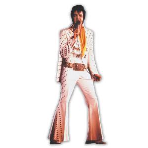 Elvis Presley King of Rock n' Roll Magnet
