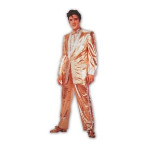 Elvis Presley Solid Gold Magnet