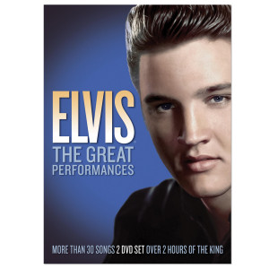Elvis: The Great Performances DVD