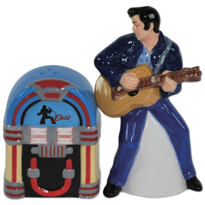 Elvis Loving You Salt & Peppers Shakers