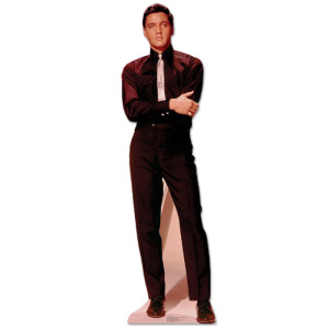 Elvis Girls Girls Girls Lifesize Talking Stand Up