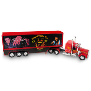 Elvis King of Rock 1:32 Die Cast Semi