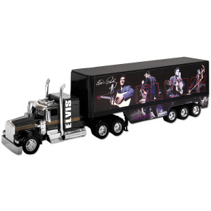 Elvis Wertheimer 1:32 Die Cast Semi