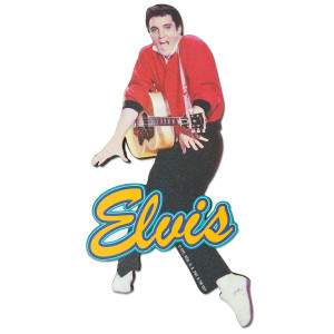 Elvis Dance Fridge Magnet