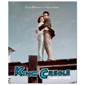 Elvis King Creole - Frame by Frame Book