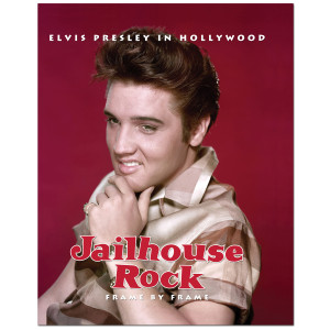 Elvis Presley: Jailhouse Rock - Frame by Frame Book