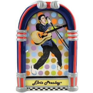 Elvis Jukebox Cookie Jar
