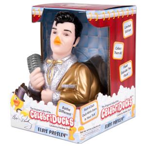 Elvis Gold Lamé Celebriduck
