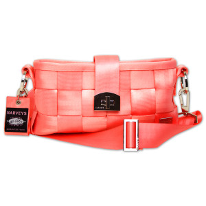 Elvis Pink Caddy Seatbelt Bag
