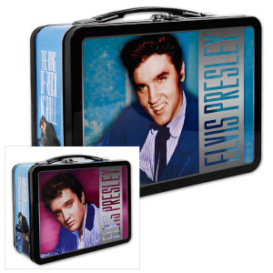 Elvis Large Tin Tote