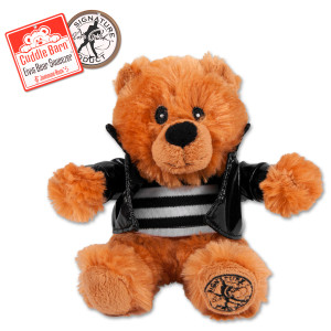 Elvis Jailhouse Rock Squeezer Bear