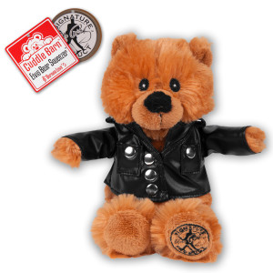 Elvis Burning Love Squeezer Bear