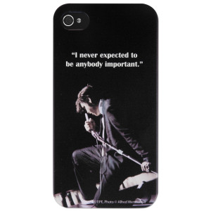 Elvis Black and White Stage iPhone 4 Case