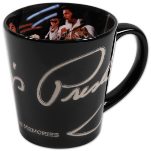 Elvis Inside Out Mug