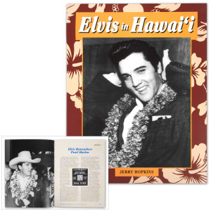 Elvis in Hawaii Book
