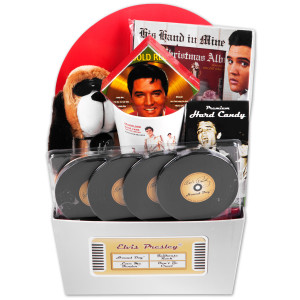 Elvis Hound Dog Plush Gift Set