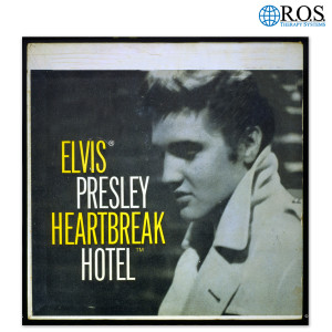 "Elvis Heartbreak Hotel 5"" x 7"" Magnetic Puzzle"
