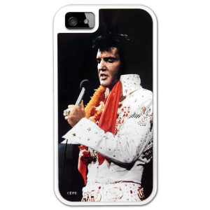 Elvis Aloha From Hawaii iPhone5 Lowell Hays Case