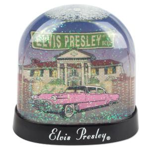 Elvis Presley Boulevard Snowglobe