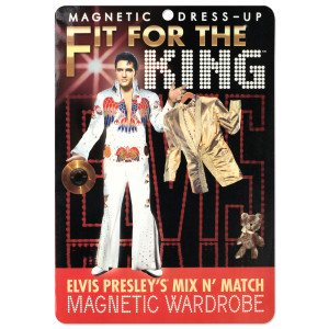 Elvis Dress Up Magnetic Set