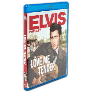 Elvis Love Me Tender Blu-Ray