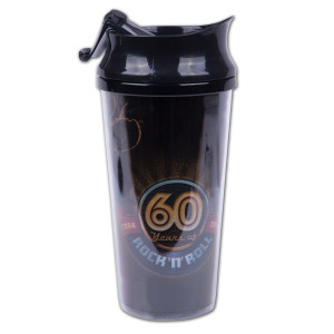 Elvis 60th Anniversary Rock N Roll Tumbler