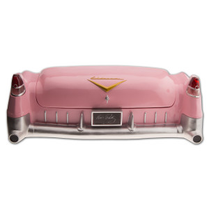 Elvis Presley - 1955 Cadillac Rear Storage Box W/ Lights