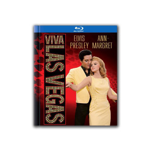 ELVIS Viva Las Vegas 50th Anniversary Blu-Ray