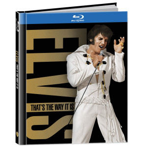 Elvis - That's the Way It Is: 2001 Special Edition Blu-Ray & Book