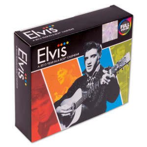 Elvis 2015 Year-In-A-Box Calendar