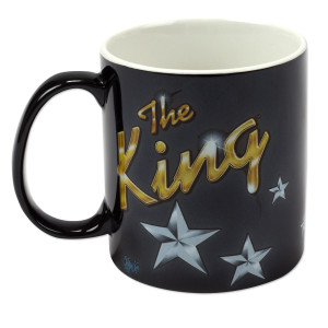 Elvis - The King Stoneware Mug