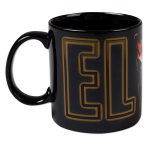 Elvis Lights Ceramic Mug