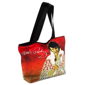 Elvis - American Eagle Tote Bag
