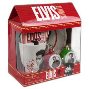 """Elvis Presley - """"Elvis Always"""" Dining Collection Gift Set"""