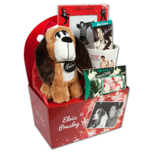 Elvis Presley - Hound Dog Christmas Gift Set