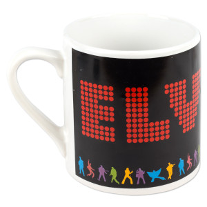 Elvis Presley - 18 oz. Lights Mug