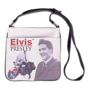 Elvis Presley - Motorcycle Messenger Bag