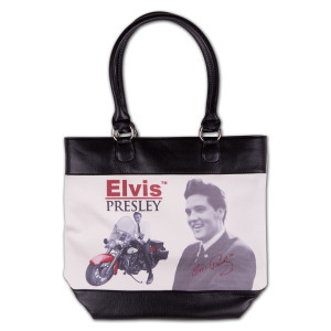 Elvis Presley - Motorcycle Hand Bag
