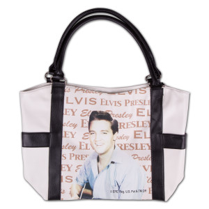 Elvis Presley - Signature Tote Bag