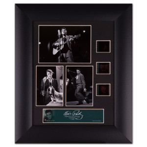Elvis Presley - Classic Ed Sullivan Show Framed Collectable