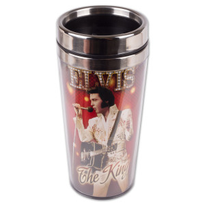 Elvis - The King Travel Cup