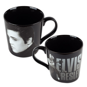 Elvis - 12 oz. Ceramic Mug