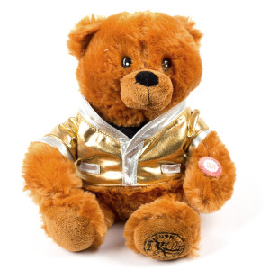 Elvis Signature Buning Love Teddy Bear