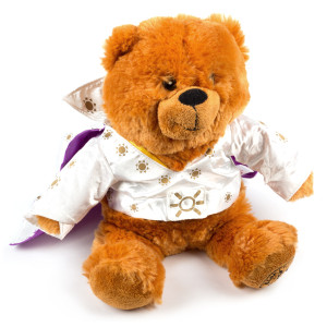 Elvis Signature All Shook Up Teddy Bear