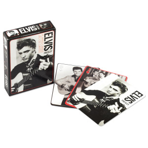 Elvis Playing Card Deck