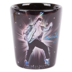 Elvis Superstar Shot Glass